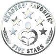 Picture: Silver Medal for five star review from Readers' Favorite ~ www.catmichaelswriter.com