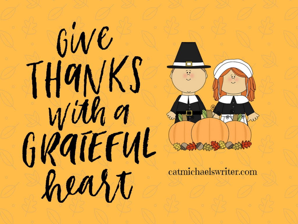 Tis the Season: Family, Friends, Food, and Blessings - catmichaelswriter.com