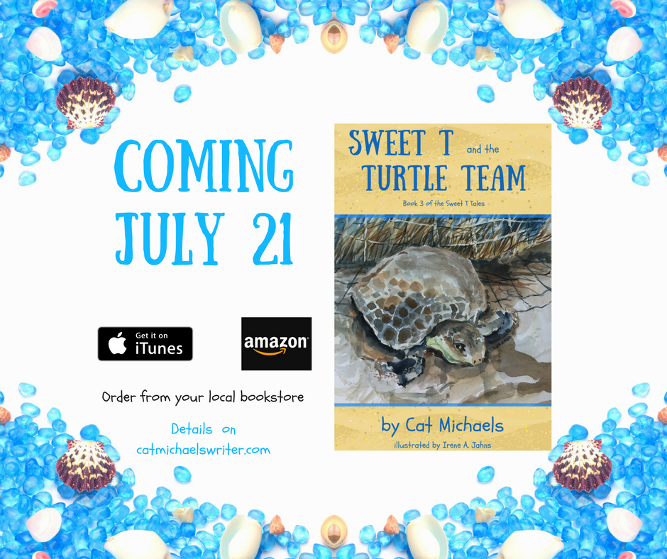 catmichaelswriter.com - Sweet T and the Turtle Team