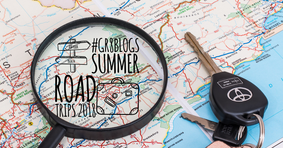 Summer Road Trip to My Corner of NC – catmichaelswriter.com