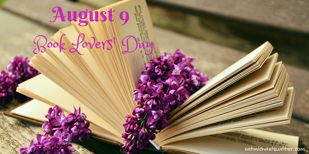 Book Lovers' Blog Hop-Ode to Books, a Really-Bad-Poem by Cat Michaels