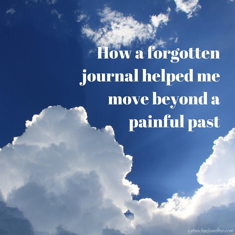 How a forgotten journal helped me move beyond a painful past