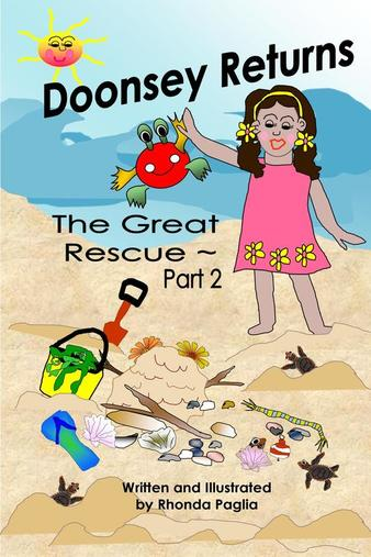 Cat's Kid Lit Book Review - Doonsey Returns - catmichaelswriter.com